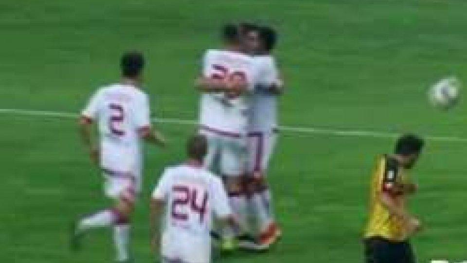 Coppa Italia Lega Pro:  Padova agli ottavi, 2-1 al Bassano