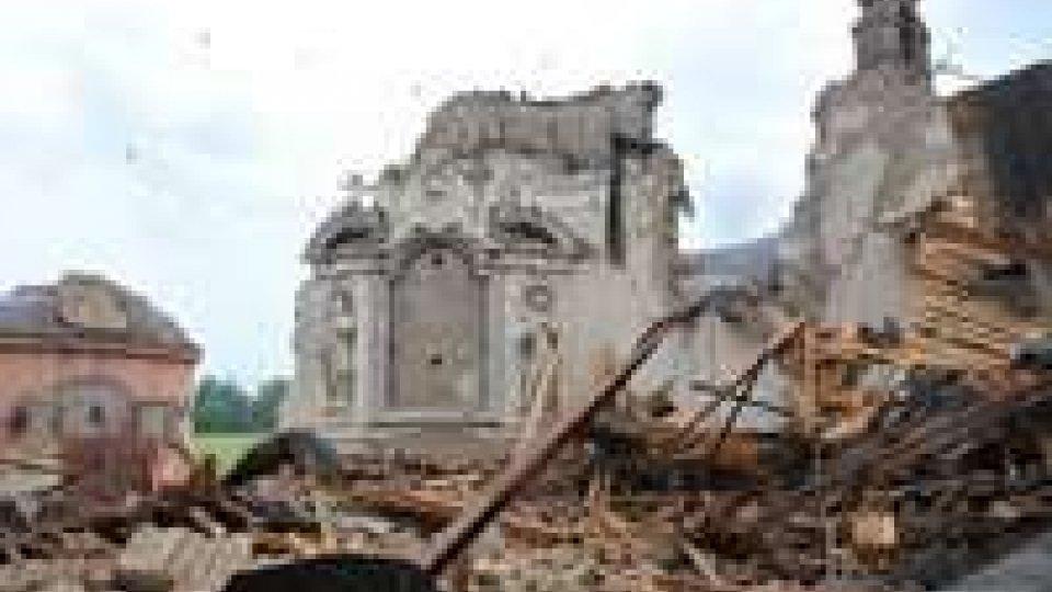 Sisma Emilia: firmato il decreto per copertura 100% dei danni