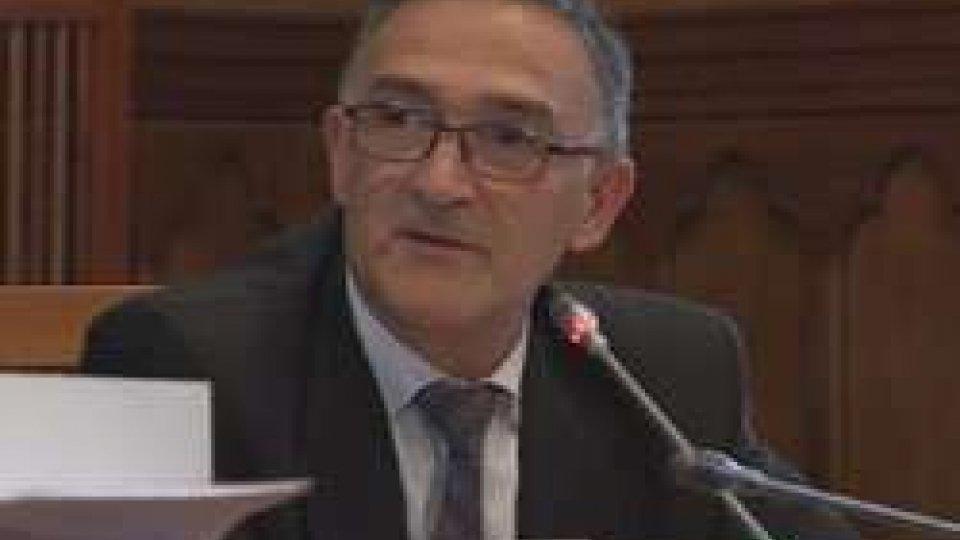 Giancarlo CapicchioniIGC: terminate le audizioni sul progetto di riforma, soddisfatta la Segreteria Finanze