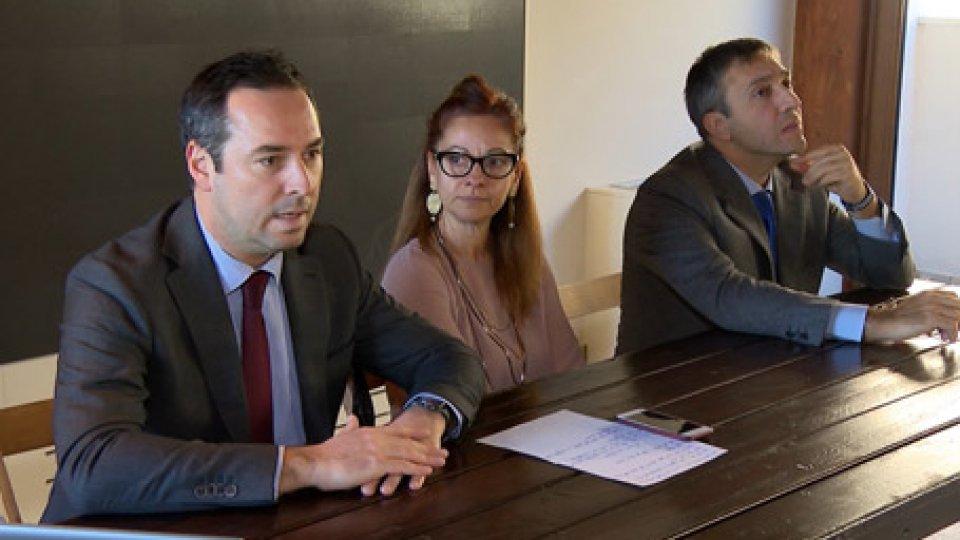 """Teodoro Lonfernini e Francesco MussoniOfficina di Idee: """"bilancio positivo"""" dei primi 6 mesi di attività. Nel 2019 nuove iniziative"""