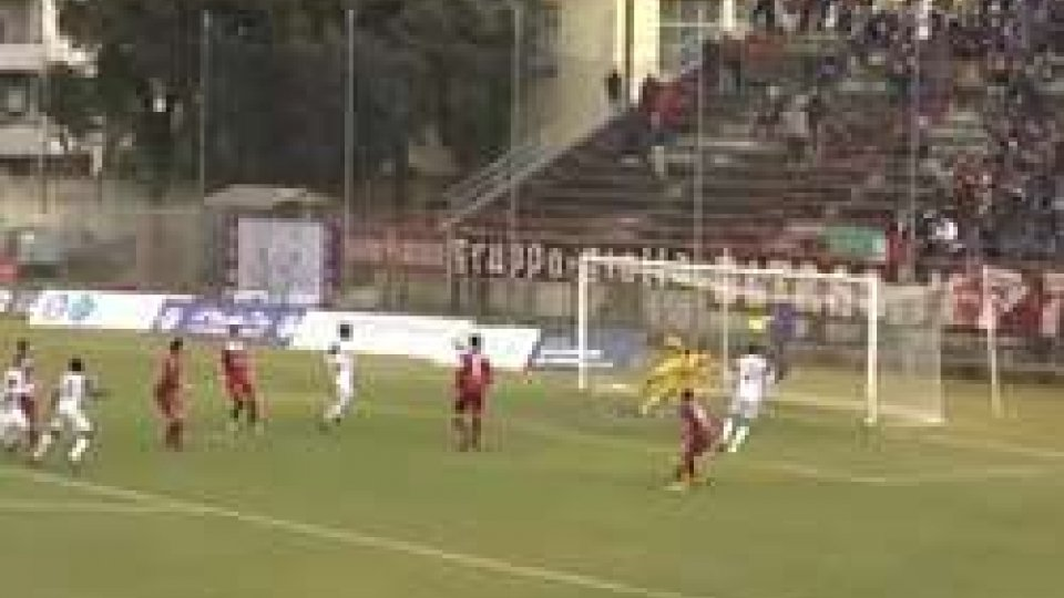 Fano - Sambenedettese 1-2Fano - Sambenedettese 1-2