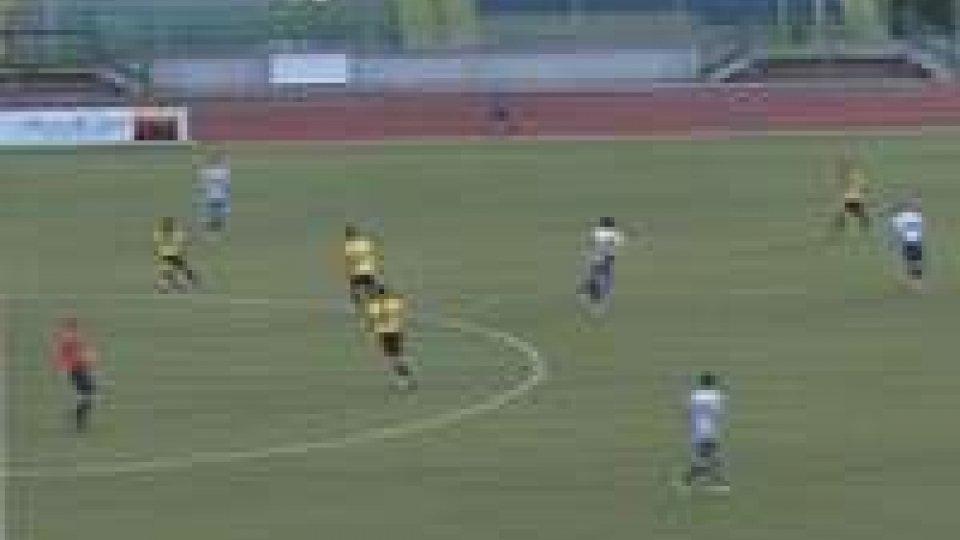 San Marino - Folgore - Budu?nost Podgorica 1-2