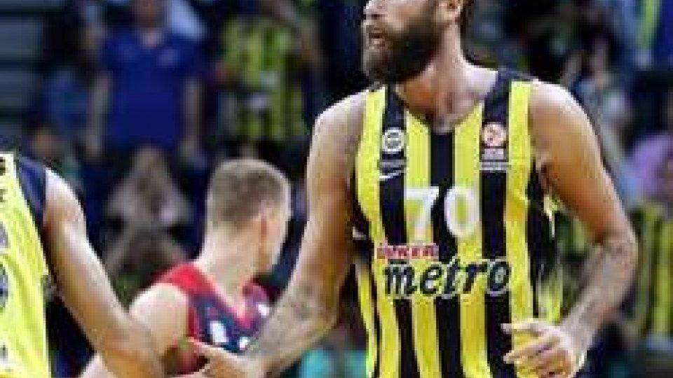 Gigi DatomeBasket Eurolega, si salvano Barcellona e Real