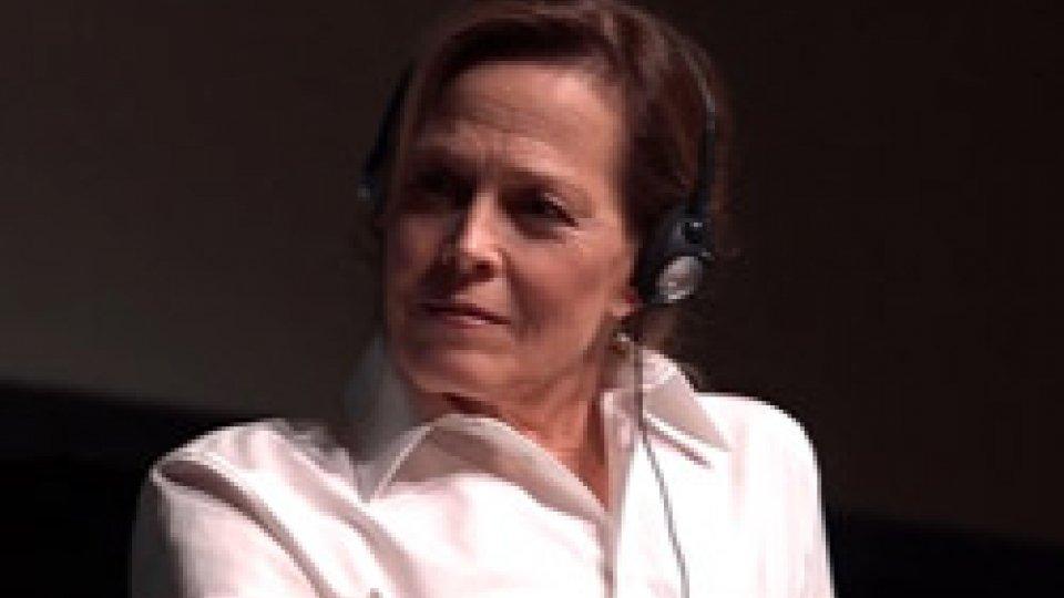 Sigourney WeaverSigourney Weaver alla Festa del Cinema elogia il movimento #metoo