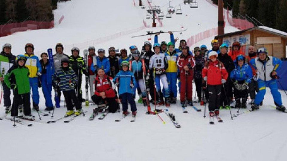 Slalom Gigante: Alessandro Mariotti e Agata Righi sono i nuovi campionisammarinesi