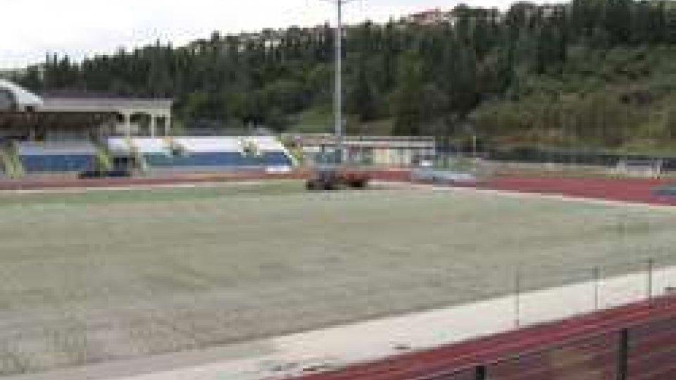 San Marino Stadium: terreno quasi pronto