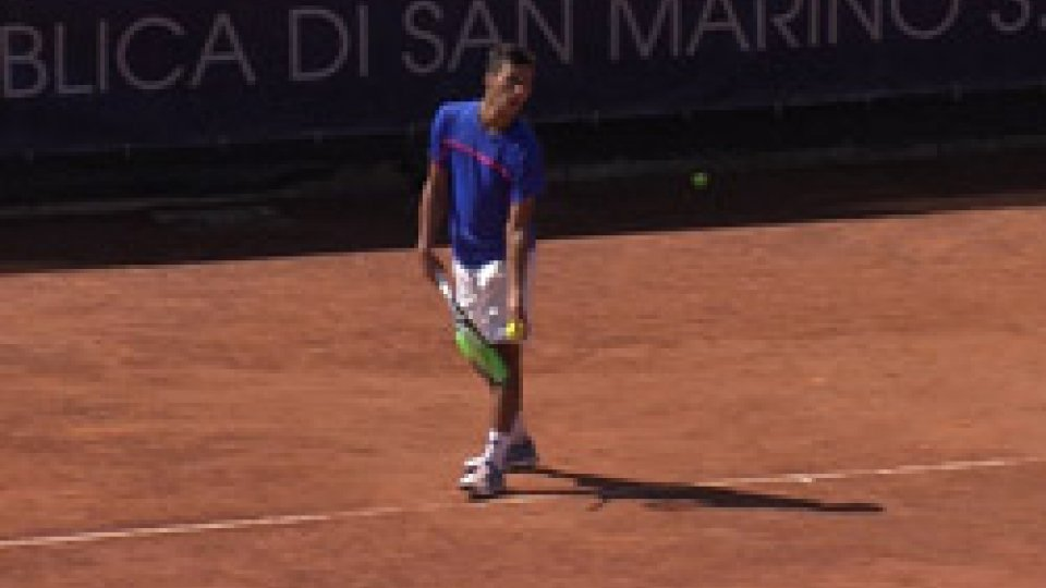 San Marino junior openTennis: domani le finali del San Marino junior open