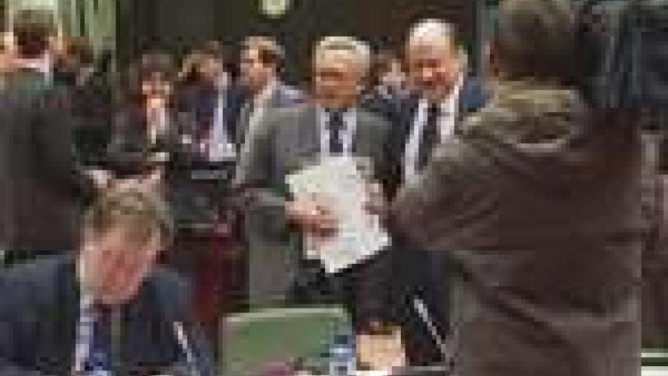 Ministri divisi sull'intervento nei confronti della Grecia