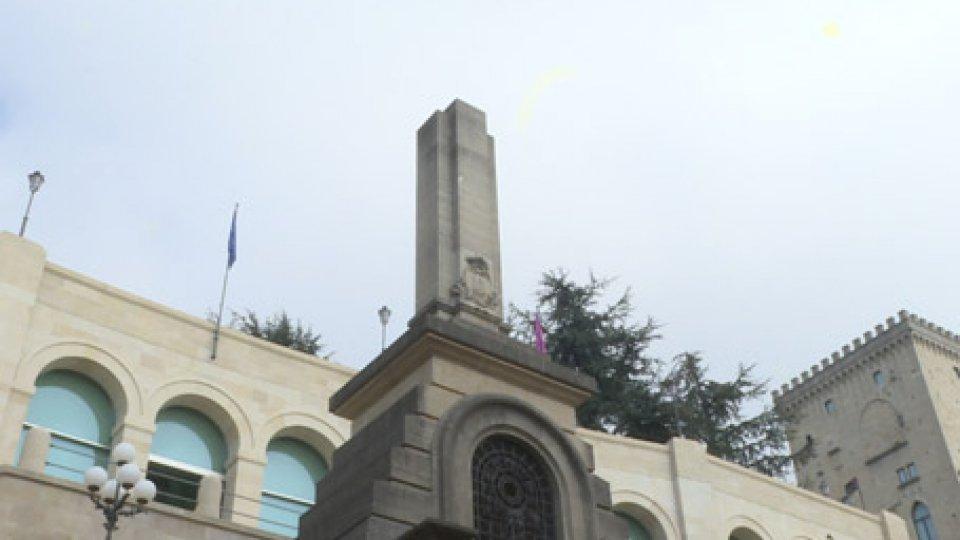 Commemorazione 100° anniversario dalla fine della I Guerra mondiale