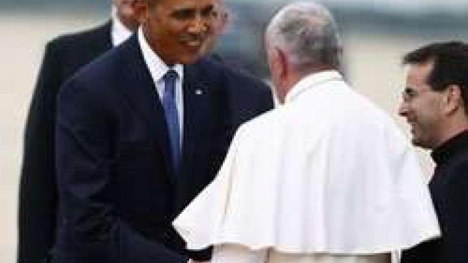 Il Papa negli States