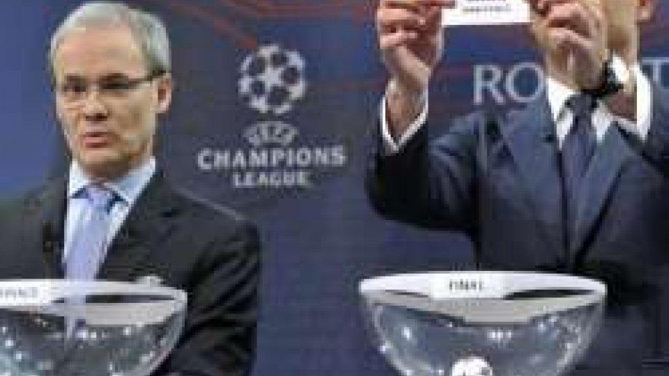 Sorteggi Coppe: niente derby, in semifinale sarà City - RealSorteggi Coppe: niente derby, in semifinale sarà City - Real