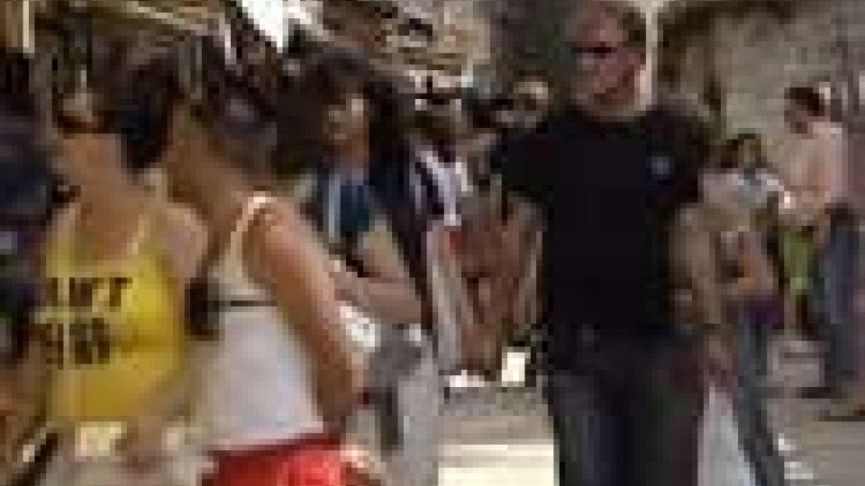 San Marino - Ferragosto sul Titano per molti turistiFerragosto sul Titano per molti turisti