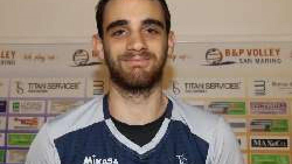 Marco RondelliVolley: Banca di San Marino cede in casa, Titan Services torna in testa al campionato
