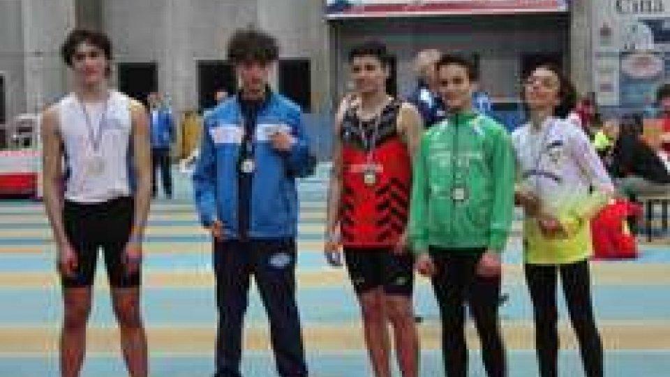 Atletica leggera: finale di stagione indoor con il botto per il Gpa San Marino