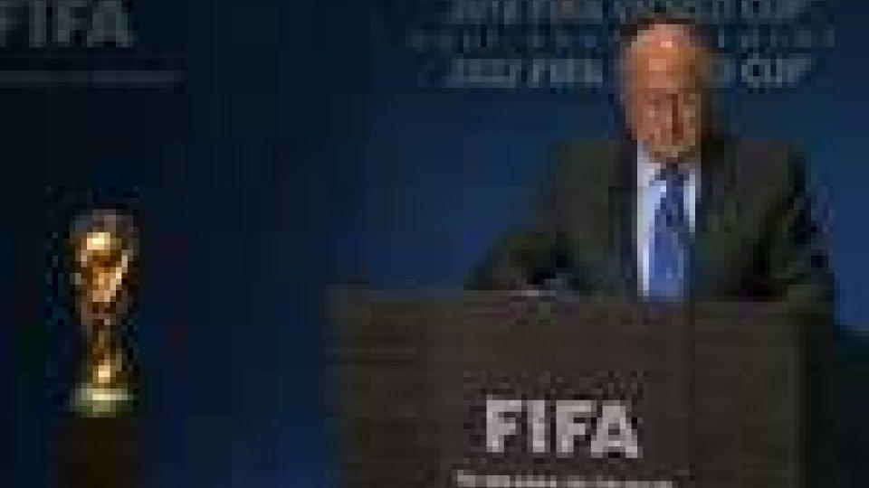 La Fifa ha scelto le sedi dei mondiali 2018 e 2022