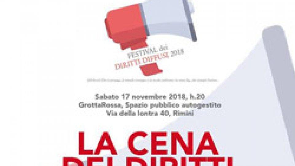"""Rimini, """"Avvocato di strada"""" festeggia il primo anno con una cena"""