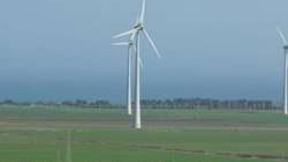 """""""Wind farm"""" di Isola di Capo Rizzuto"""