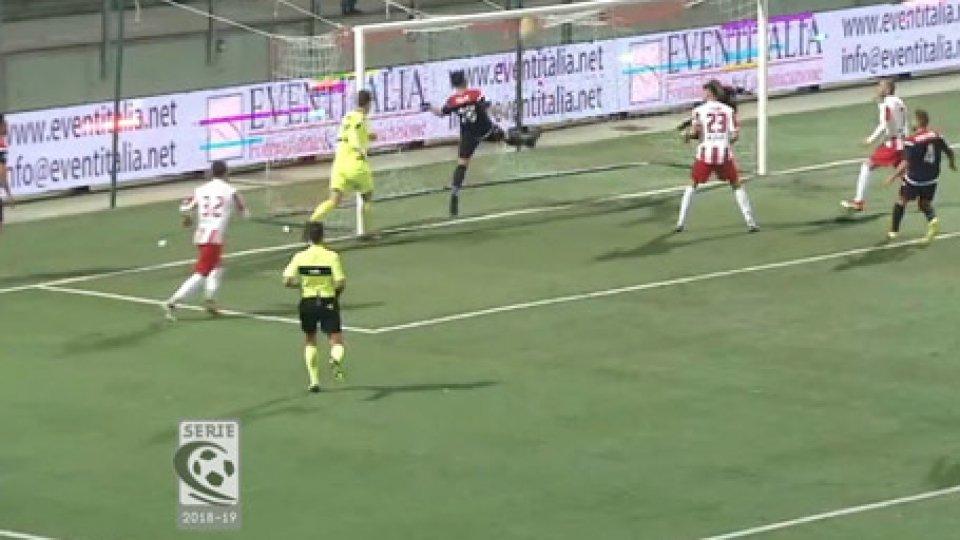 Teramo - Rimini 1-0Teramo – Rimini 1-0