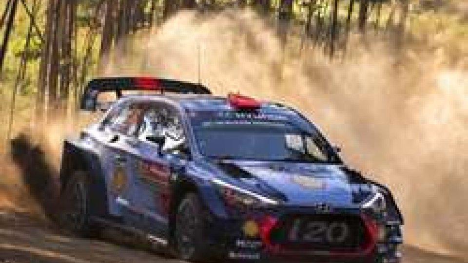 WRC, Rally Portogallo: Ogier in testa dopo le prove mattutine