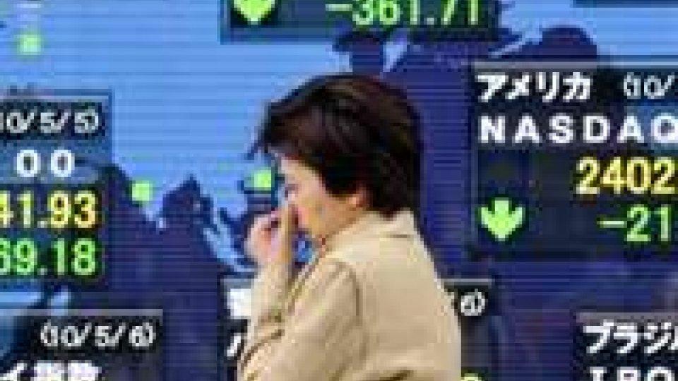 Deficit record per il Giappone