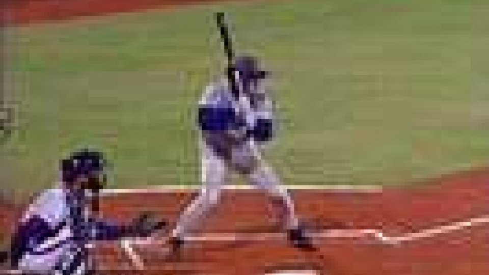 Baseball: partita la Coppa dei Campioni