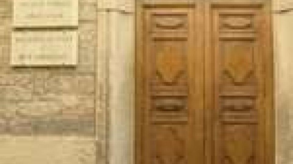 San Marino - Scoperta cassaforte con 1.200 pezzi di valore a Palazzo Valloni