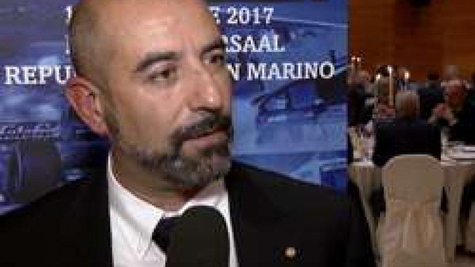 """Ivan CapelliIvan Capelli: """"La Fams ha la capacità di organizzare a San Marino il primo GPE (Gran Premio Auto Elettriche)"""