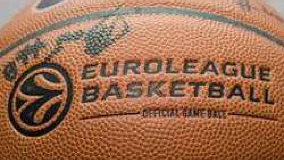 Eurolega: tre squadre per due posti Play-off