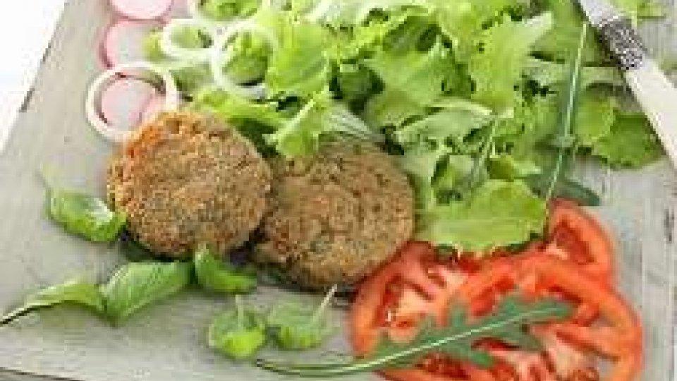 Cucina veg: POLPETTINE DI TOFU AFFUMICATO E SPINACI