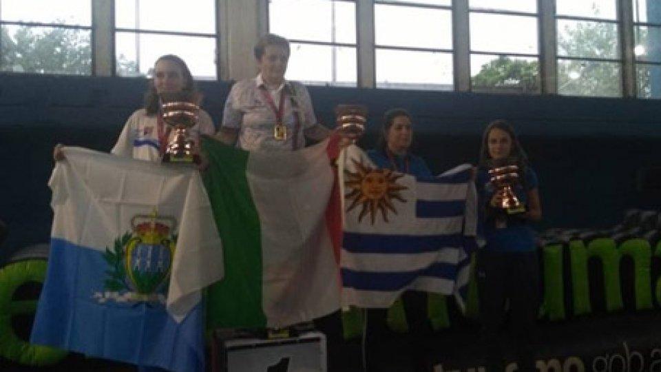 Stella Paoletti, vice-campione del mondo in ArgentinaBocce: solo applausi per Stella Paoletti, vice-campione del mondo in Argentina