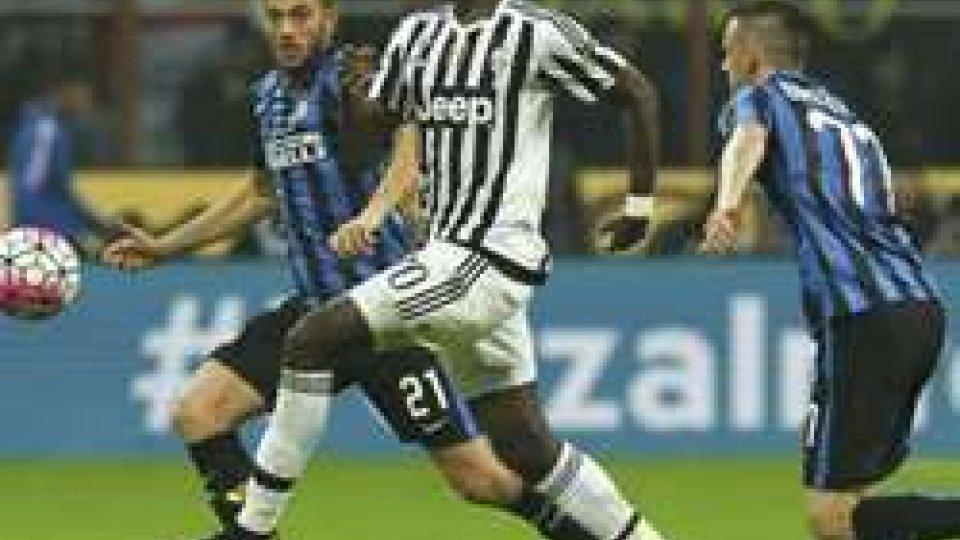 stasera Inter JuventusA San Siro, ritorno di semifinale di Coppa Italia
