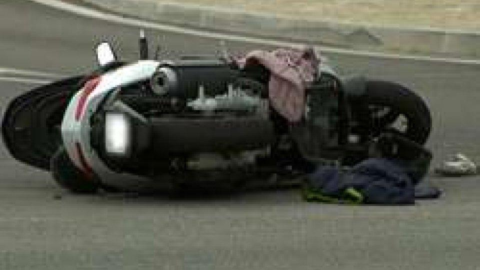 Auto contro scooter al confine di Dogana: nessun feritoAuto contro scooter sammarinese al confine di Dogana: nessun ferito grave