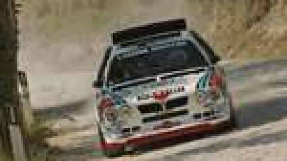 Rally Ronde Città di Forlì: bene i sammarinesi
