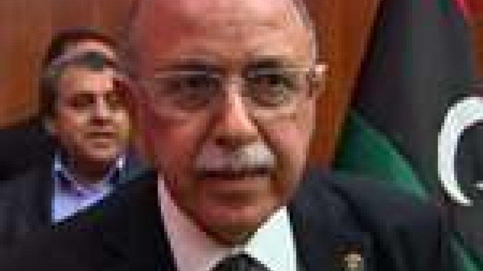 Libia. Abdul Raheem al-Keeb primo ministro