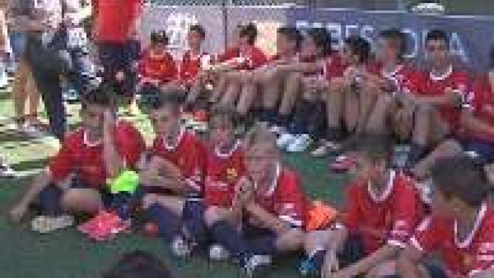 """A Fonte dell' Ovo la """" Cantera"""" del BarcellonaLa Cantera del Barça a San Marino"""