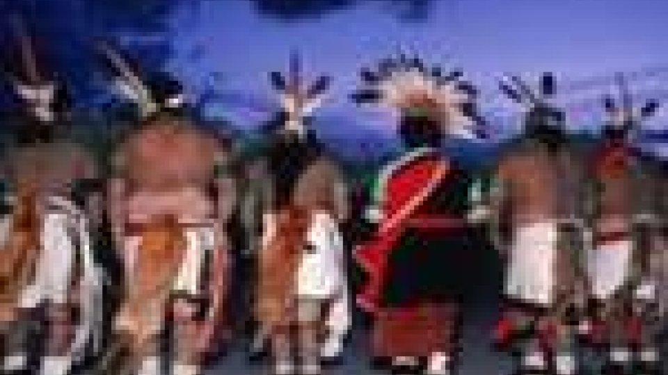 Gli Indiani d'America a San Marino