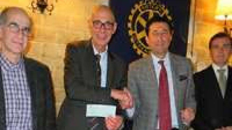 """Solidarietà: il Rotary consegna fondi a """"Progetti di vita"""" e """"La città di Oz"""""""