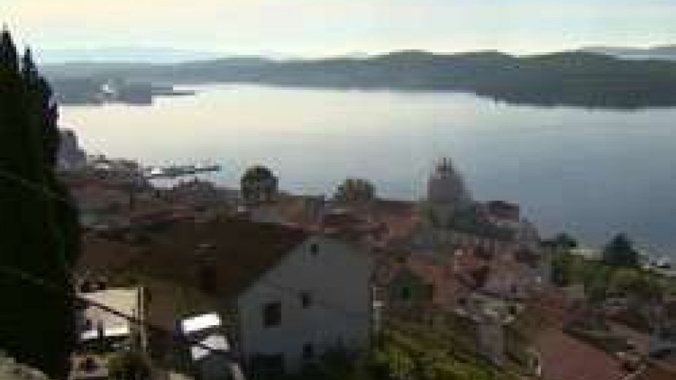 La Nazionale sammarinese in Croazia, le bellezze di SebenicoLa Nazionale sammarinese in Croazia, le bellezze di Sebenico