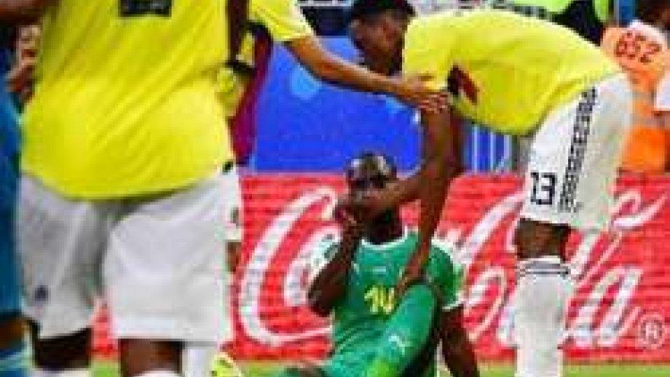 Mondiali: avanti la Colombia, passa il Giappone per il fair play
