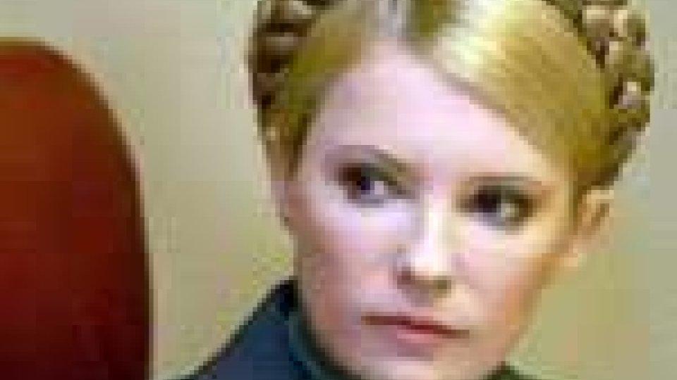 Ucraina. Oltre 23mila firme per Tymoshenko
