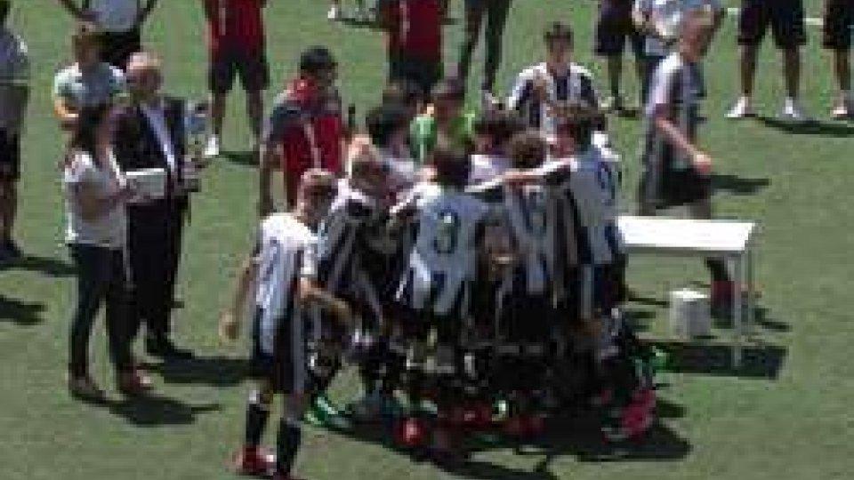 La Juventus vince il 1° Memorial Federico CrescentiniLa Juventus vince il 1° Memorial Federico Crescentini