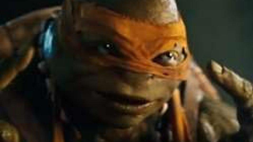 CINEMA: Tartarughe Ninja 2