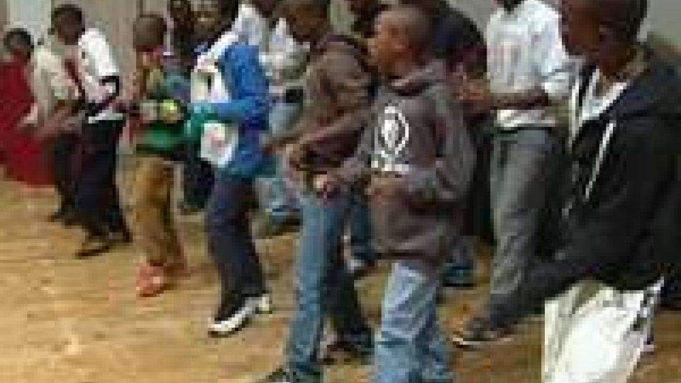 La scuola superiore di San Marino per i giovani dello ZAMBIALa scuola superiore di San Marino per i giovani dello Zambia