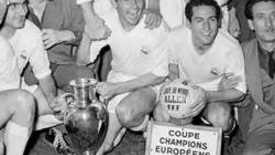 13 giugno 1956: il Real Madrid vince la Prima coppa dei Campioni