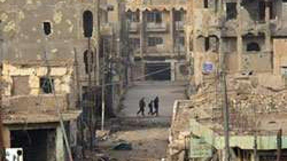 Iraq: in corso, a Ramadi, l'eliminazione delle ultime sacche di resistenza del DAESHIraq: in corso, a Ramadi, l'eliminazione delle ultime sacche di resistenza del DAESH