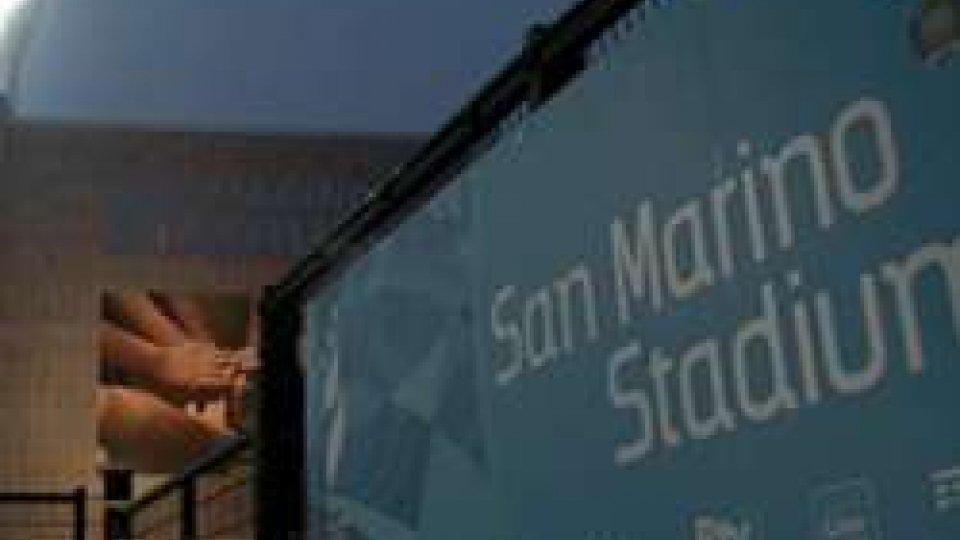 San Marino Stadium: rifacimento manto erboso