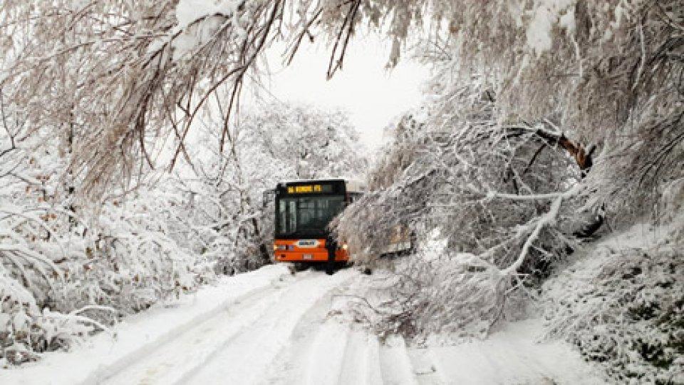 Neve a Rimini