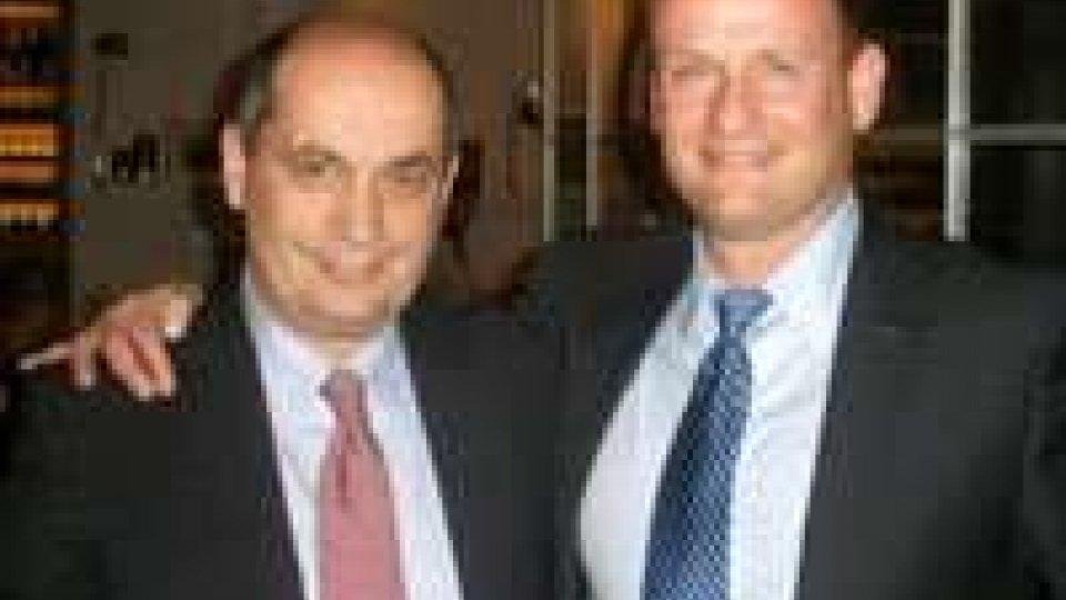 San Marino - Il segretario Podeschi in Israele