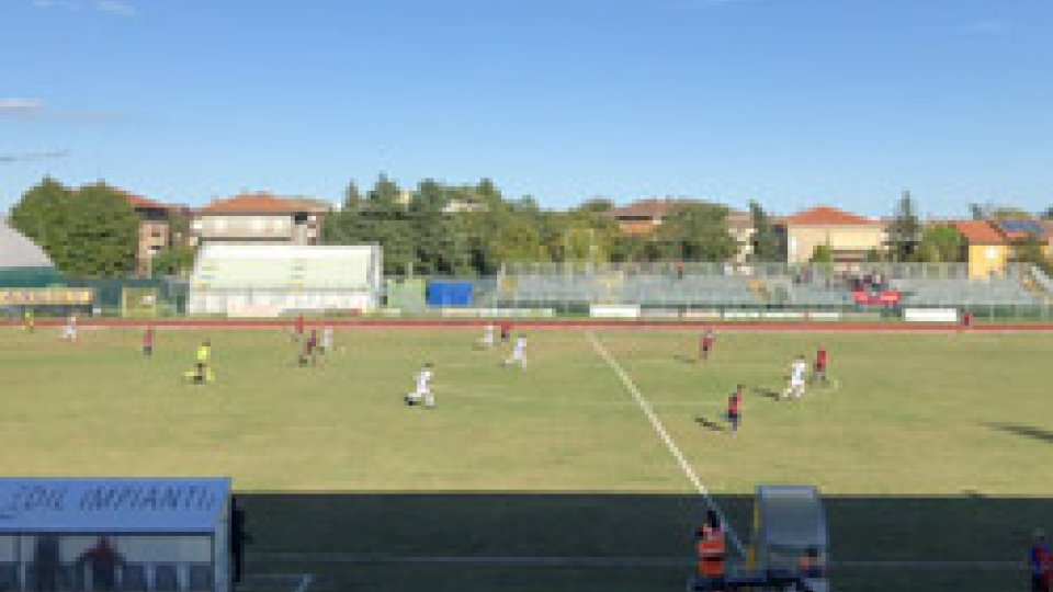 Santarcangelo - Campobasso 2-1Serie D Girone F: Santarcangelo - Campobasso 2-1