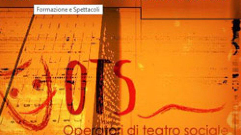 Riparte a San Patrignano il corso per operatori di Teatro Sociale: aperti i colloqui di selezione dei partecipanti